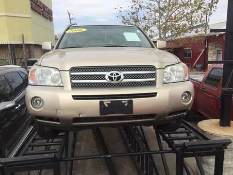 2006 Toyota Highlander Hybrid for sale in Houston, TX