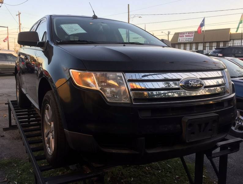 Ford Edge Se Houston Tx