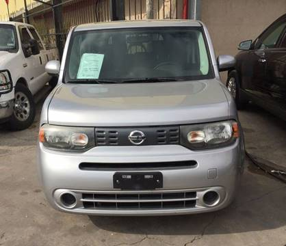 2011 Nissan cube for sale in Houston, TX