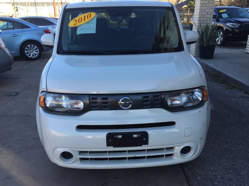 2010 nissan cube 1 8 in houston tx m l auto sales. Black Bedroom Furniture Sets. Home Design Ideas