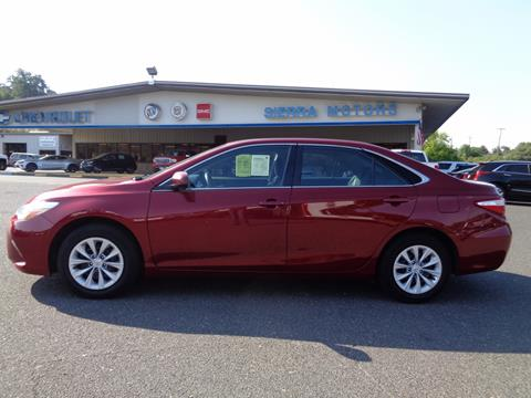 2015 Toyota Camry for sale in Jamestown, CA