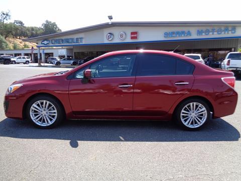 2012 Subaru Impreza for sale in Jamestown, CA