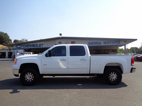 2008 GMC Sierra 2500HD for sale in Jamestown, CA