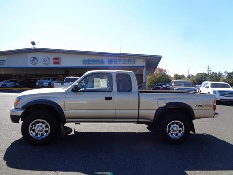 2003 Toyota Tacoma for sale in Jamestown, CA