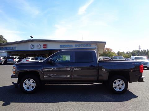 2015 Chevrolet Silverado 1500 for sale in Jamestown CA
