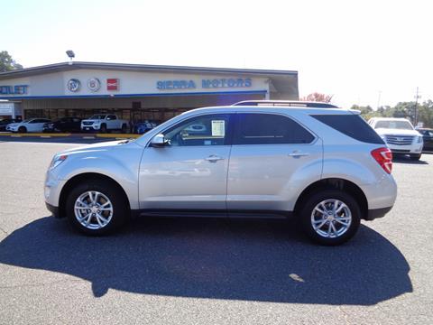 2017 Chevrolet Equinox for sale in Jamestown, CA
