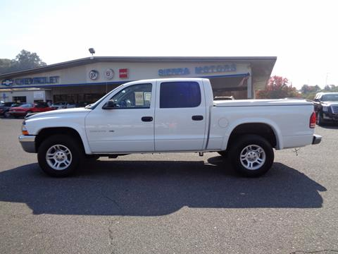 2002 Dodge Dakota for sale in Jamestown, CA
