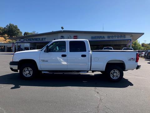 2007 Chevrolet Silverado 2500HD Classic for sale in Jamestown, CA