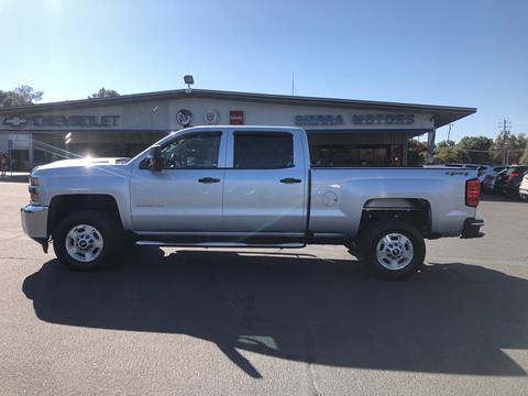 2017 Chevrolet Silverado 2500HD for sale in Jamestown, CA