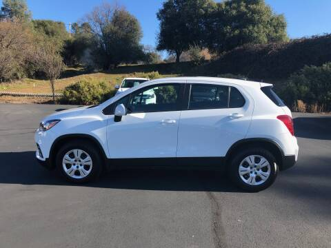 Used Chevy Trax >> Used Chevrolet Trax For Sale In California Carsforsale Com