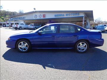 2005 Chevrolet Impala for sale in Jamestown, CA