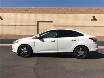 2012 Ford Focus for sale in Tempe, AZ