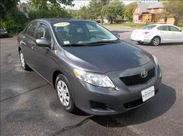 2010 Toyota Corolla for sale in Bellingham, MA