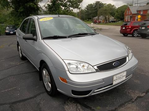 2007 Ford Focus for sale in Bellingham, MA