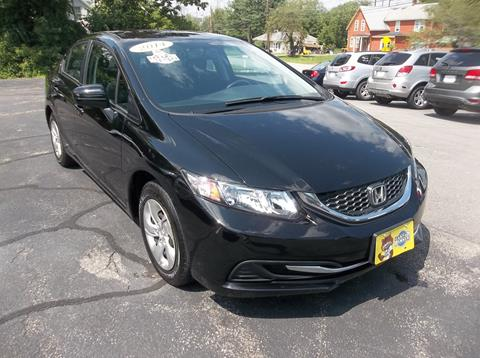 2014 Honda Civic for sale in Bellingham, MA