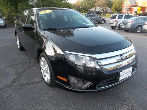 2011 Ford Fusion for sale in Bellingham, MA