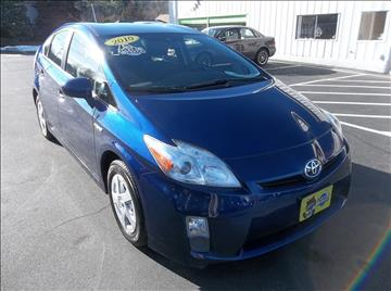 2010 Toyota Prius for sale in Bellingham, MA