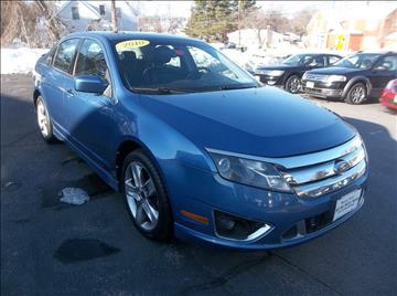 2010 Ford Fusion for sale in Bellingham, MA