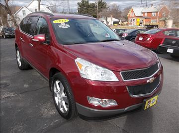 2011 Chevrolet Traverse for sale in Bellingham, MA