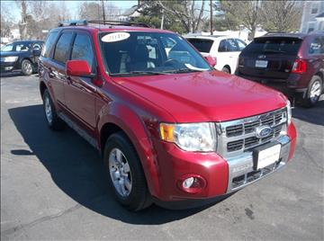 2010 Ford Escape for sale in Bellingham, MA