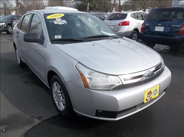 2009 Ford Focus for sale in Bellingham, MA