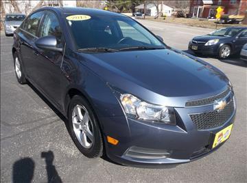 2013 Chevrolet Cruze for sale in Bellingham, MA