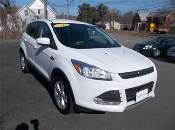 2013 Ford Escape for sale in Bellingham, MA
