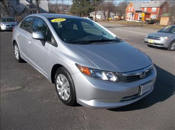 2012 Honda Civic for sale in Bellingham, MA