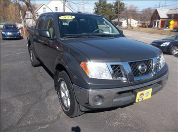 2011 Nissan Frontier for sale in Bellingham, MA