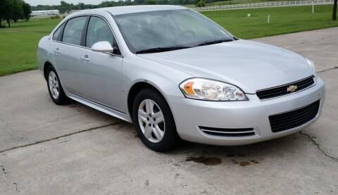 2009 Chevrolet Impala for sale in Morris, OK