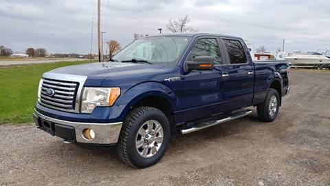 2010 Ford F-150 for sale in Buffalo, MN