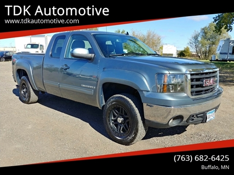 2007 GMC Sierra 1500 for sale in Buffalo, MN