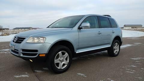 2004 Volkswagen Touareg for sale in Buffalo, MN