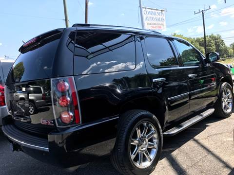 2007 GMC Yukon for sale in Gastonia, NC