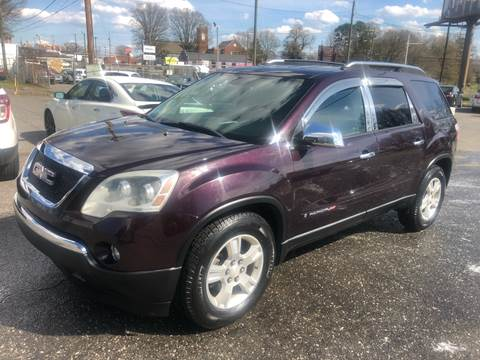 2008 GMC Acadia for sale in Gastonia, NC