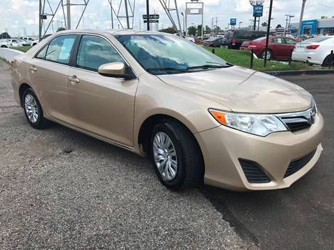 2012 Toyota Camry for sale in Memphis, TN