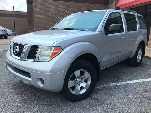 2007 Nissan Pathfinder for sale in Memphis, TN