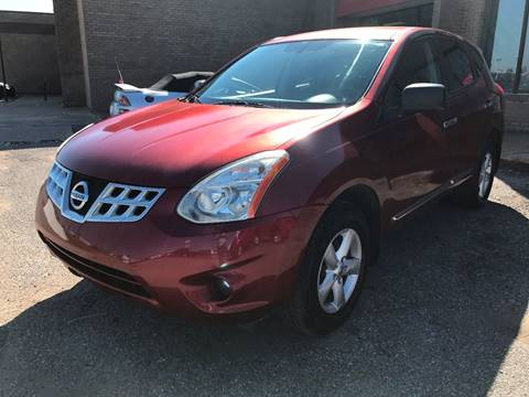 2012 Nissan Rogue for sale in Memphis, TN