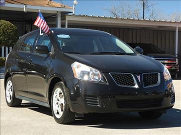 2009 Pontiac Vibe for sale in Houston, TX