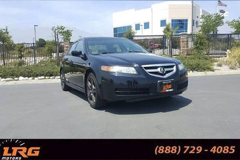 Acura TL WNavi In Upland CA LRG Motors - Acura tl 2006 for sale