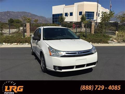 2011 Ford Focus for sale in Upland, CA