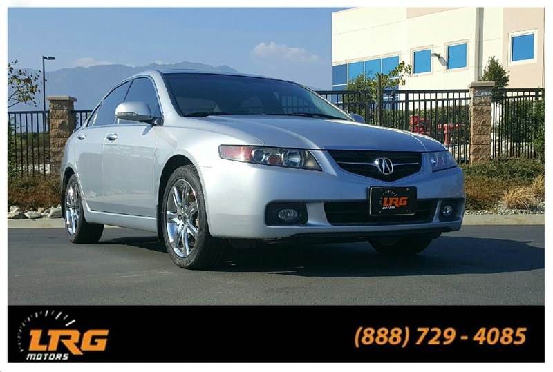 Acura TSX WNavi In Upland CA LRG Motors - Acura tsx 2004 for sale