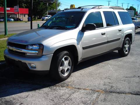 2005 Chevrolet TrailBlazer EXT for sale in Springfield, MO