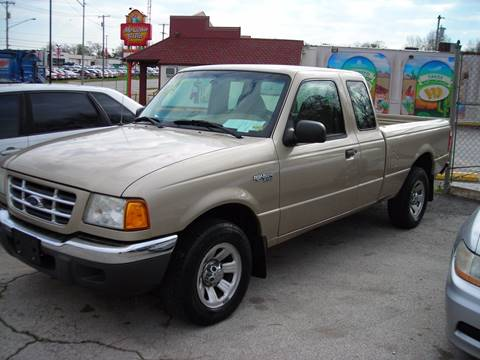 2002 Ford Ranger for sale in Springfield, MO