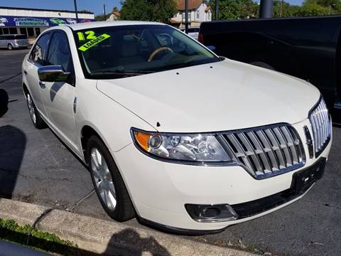 2012 Lincoln MKZ for sale in San Antonio, TX