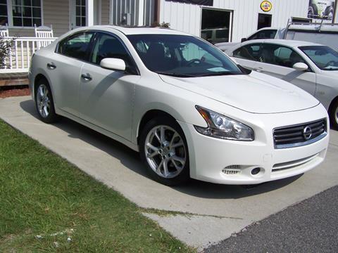 2012 Nissan Maxima for sale in Alma, GA