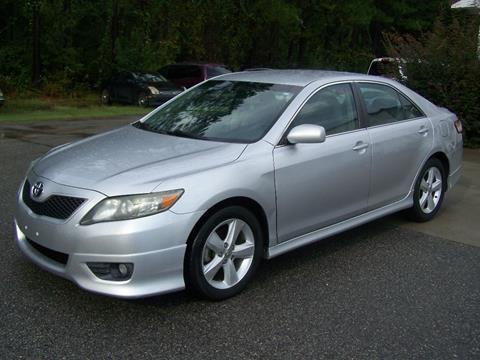 2011 Toyota Camry For Sale >> Toyota Camry For Sale In Alma Ga Andy Cothern Auto Sales Inc