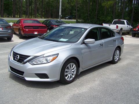 2016 Nissan Altima for sale in Alma, GA