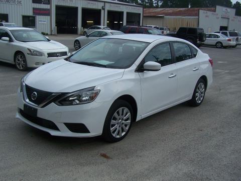 2018 Nissan Sentra for sale in Alma, GA