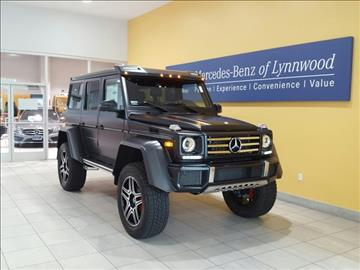 2017 Mercedes-Benz G-Class for sale in Lynnwood, WA